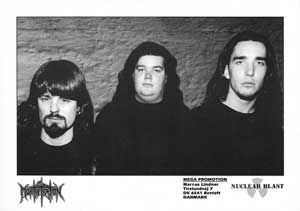 Mortification 1996