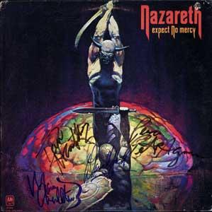 No Life Til Metal Cd Gallery Nazareth