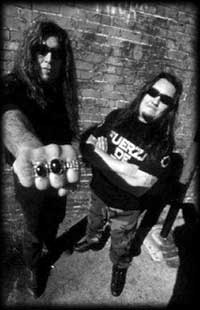 Chuck Billy & Eric Peterson