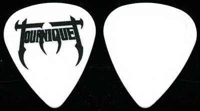 Tourniquert guitar pick