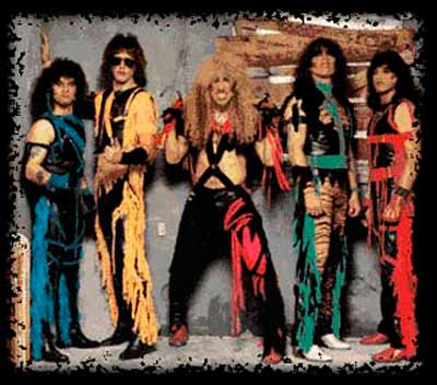 Twisted Sister '84